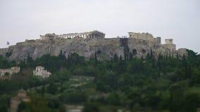 Colina de la acrópolis metrajes
