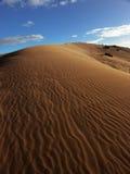 Colina de la arena Imagen de archivo libre de regalías