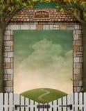 Colina de la caída Imagen de archivo