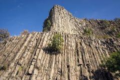 Colina del basalto Fotografía de archivo