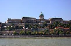 Colina del castillo Imágenes de archivo libres de regalías