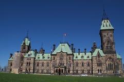 Colina del parlamento Foto de archivo libre de regalías