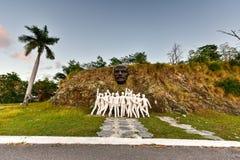Colina Lenin Lenin Hill - Regla, havannacigarr, Kuba Royaltyfri Bild