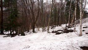 Colina Nevado Imagenes de archivo