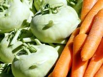 colinabo y zanahorias 2011 Fotos de archivo