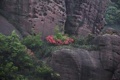 Colinas de Guifeng Fotos de archivo