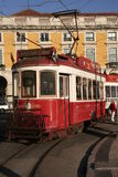Colinas de Lisboa tram Royalty Free Stock Photo
