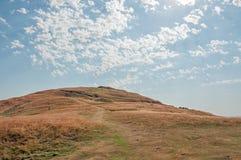 Colinas de Malvern en el verano Imagen de archivo