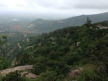 Colinas de Nandi Fotos de archivo