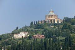 Colinas de Verona Imagenes de archivo