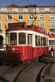 Colinasde Lissabon tram Royalty-vrije Stock Foto