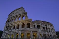 Colisé, Roma, Italie Image libre de droits