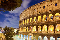 Colisé, Rome, Italie Images libres de droits