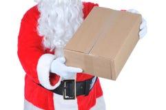 colis Santa photo stock