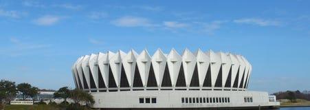 Coliseo de Hampton Fotografía de archivo libre de regalías