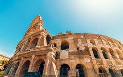 Coliseo en el d3ia Imagenes de archivo