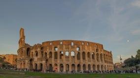 Coliseo Roma almacen de metraje de vídeo
