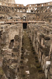 Coliseo romano Foto de archivo