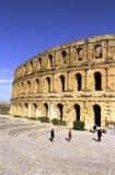 Coliseo romano Imagen de archivo
