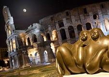 Coliseo romano Fotos de archivo