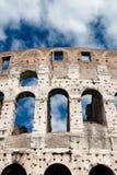 Coliseu Archs Foto de Stock Royalty Free