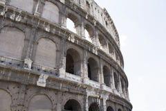 Coliseu de Colosseum em Roma, Itália fotografia de stock