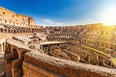 Coliseu em Roma Fotografia de Stock