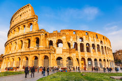 Coliseu em Roma Imagem de Stock Royalty Free