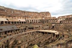 Coliseu em Roma, Italy foto de stock