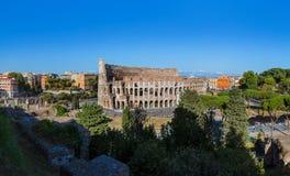 Coliseu em Roma Italy Foto de Stock