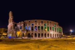 Coliseu em Roma Italy Foto de Stock Royalty Free