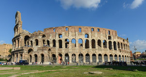 Coliseu Roma Imagem de Stock Royalty Free
