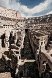 Coliseum από το εσωτερικό στοκ εικόνες με δικαίωμα ελεύθερης χρήσης