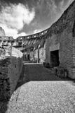 Coliseum από το εσωτερικό στοκ εικόνα με δικαίωμα ελεύθερης χρήσης
