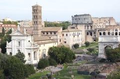 coliseum Ιταλία Ρωμαίος Στοκ Φωτογραφία