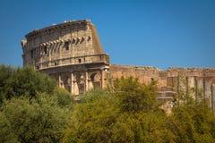coliseum Ιταλία Ρώμη Στοκ εικόνα με δικαίωμα ελεύθερης χρήσης