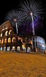 coliseum Ρωμαίος Στοκ Φωτογραφία