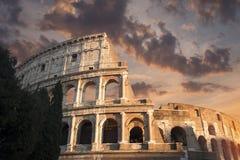 coliseum immagini stock libere da diritti