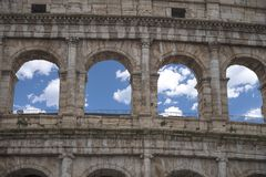 coliseum fotografia stock libera da diritti