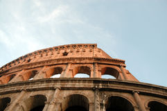 coliseum Royaltyfri Bild
