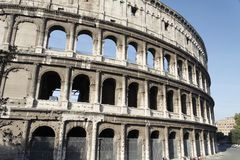 Coliseum Royalty Free Stock Photo