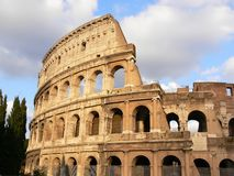 The coliseum Royalty Free Stock Image