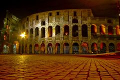 Coliseum Royalty Free Stock Photos