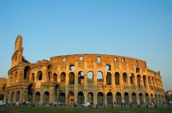 Coliseum. See more similar images in my portfolio Stock Photos