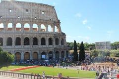coliseum Royaltyfria Bilder