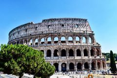 coliseum fotos de stock royalty free