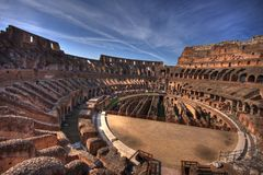Coliseum Royalty Free Stock Photo