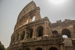 Coliseum. Amazing Coliseum in Rome, Italy Royalty Free Stock Photo