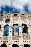 Coliseum Archs Royalty Free Stock Photo
