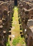 Coliseum Corridor Royalty Free Stock Image